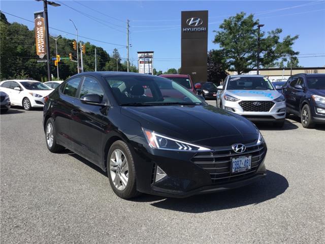 2019 Hyundai Elantra Preferred (Stk: SL95069) in Ottawa - Image 1 of 12