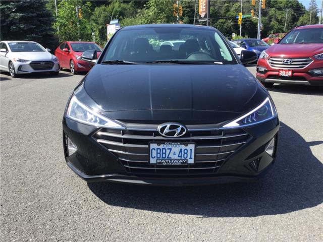 2019 Hyundai Elantra Preferred (Stk: SL95069) in Ottawa - Image 2 of 12
