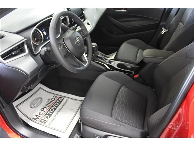 2019 Toyota Corolla Hatchback Base (Stk: 3063585) in Winnipeg - Image 7 of 21