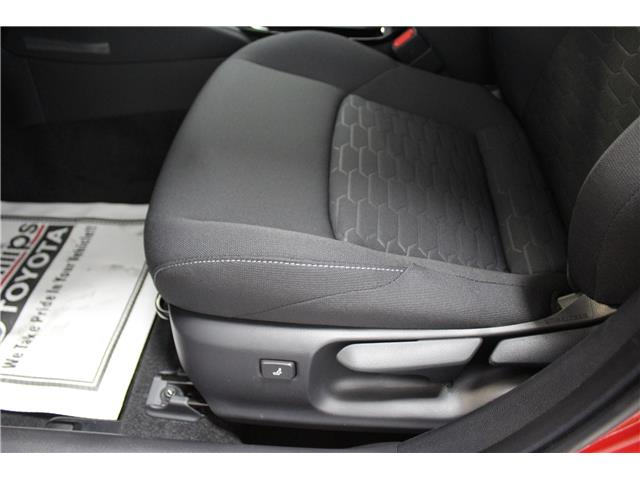 2019 Toyota Corolla Hatchback Base (Stk: 3063585) in Winnipeg - Image 9 of 21