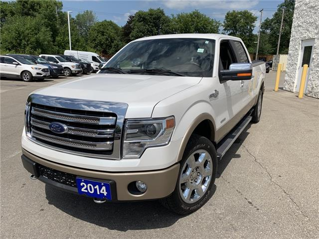 2014 Ford F-150 King Ranch (Stk: 19388A) in Perth - Image 1 of 15