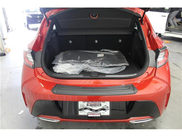 2019 Toyota Corolla Hatchback Base (Stk: 3063585) in Winnipeg - Image 20 of 21