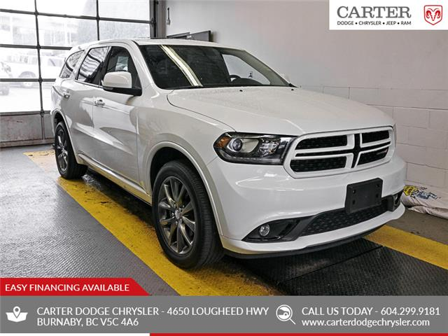 2018 Dodge Durango GT (Stk: X-6120-0) in Burnaby - Image 1 of 26
