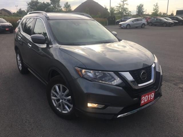 2019 Nissan Rogue  (Stk: MX1085) in Ottawa - Image 1 of 20
