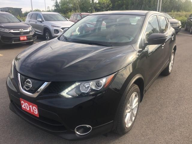 2019 Nissan Qashqai SV (Stk: MX1086) in Ottawa - Image 7 of 20