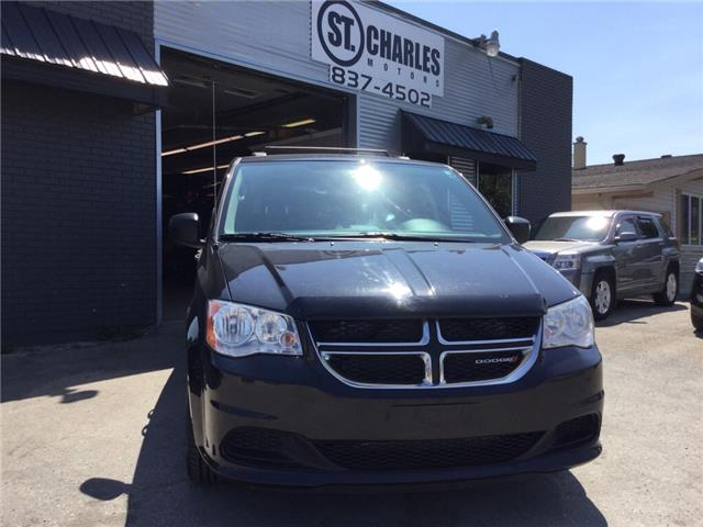 2014 Dodge Grand Caravan SE/SXT (Stk: ) in Winnipeg - Image 1 of 18