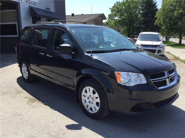 2014 Dodge Grand Caravan SE/SXT (Stk: ) in Winnipeg - Image 7 of 18