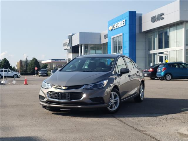 2018 Chevrolet Cruze LT Auto (Stk: N13501) in Newmarket - Image 1 of 27