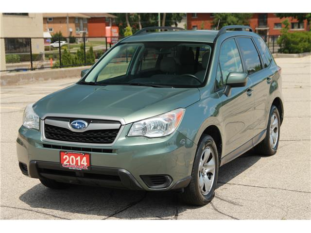 2014 Subaru Forester 2.5i (Stk: 1907303) in Waterloo - Image 1 of 25