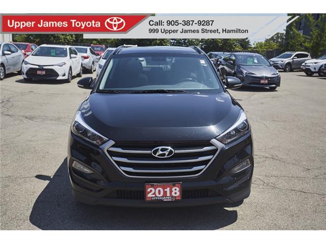 2018 Hyundai Tucson  (Stk: 81272) in Hamilton - Image 5 of 20