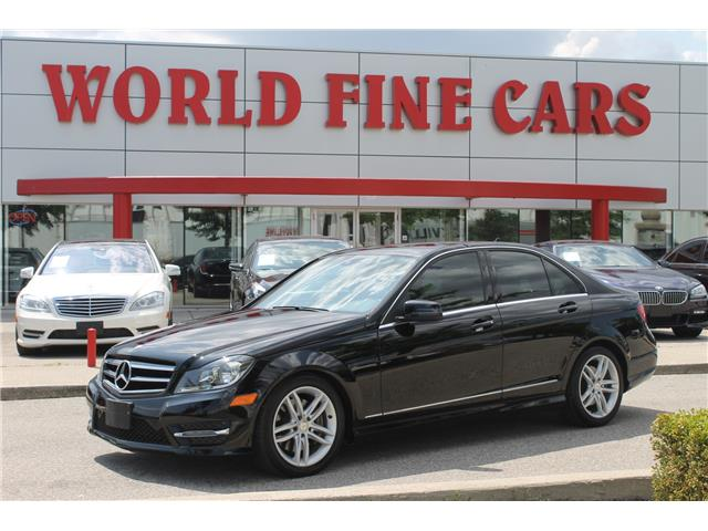 2014 Mercedes-Benz C-Class Base (Stk: 16904) in Toronto - Image 1 of 27
