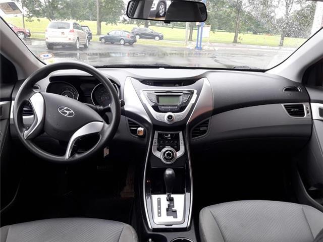 2012 Hyundai Elantra GL (Stk: N469A) in Charlottetown - Image 2 of 6