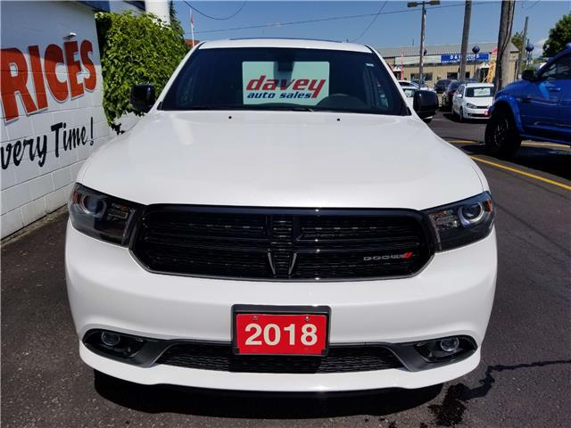 2018 Dodge Durango GT (Stk: 19-420A) in Oshawa - Image 2 of 19
