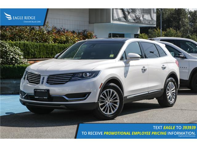 2017 Lincoln MKX Select (Stk: 179758) in Coquitlam - Image 1 of 15