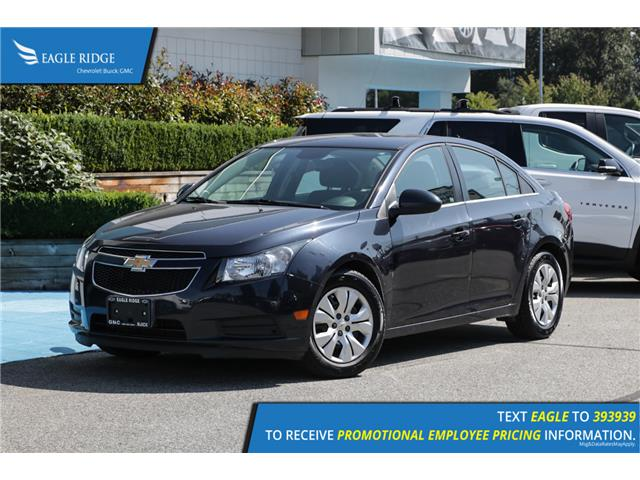 2014 Chevrolet Cruze 1LT (Stk: 149451) in Coquitlam - Image 1 of 15