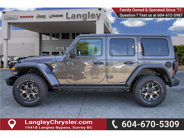 2019 Jeep Wrangler Unlimited Rubicon (Stk: K589520) in Surrey - Image 4 of 28