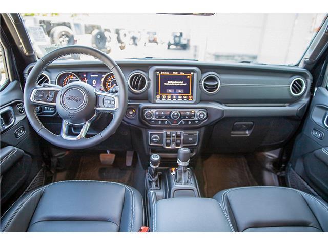 2019 Jeep Wrangler Unlimited Sahara (Stk: K602695) in Surrey - Image 29 of 54