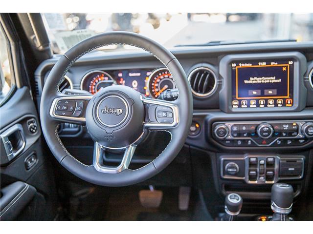 2019 Jeep Wrangler Unlimited Sahara (Stk: K602695) in Surrey - Image 31 of 54