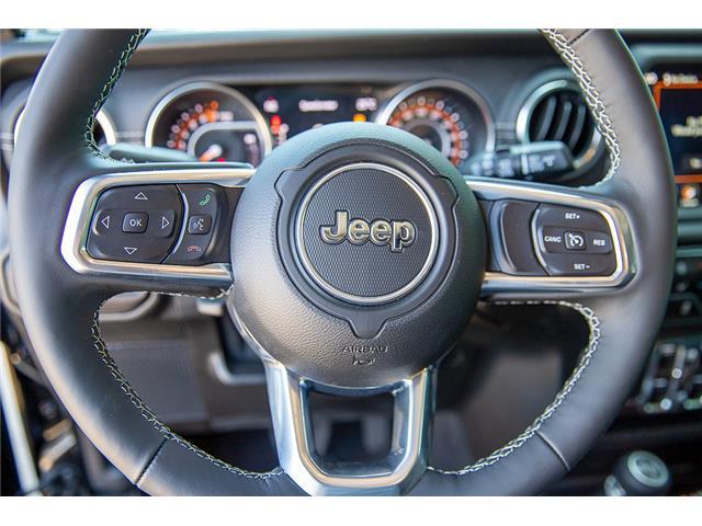 2019 Jeep Wrangler Unlimited Sahara (Stk: K602695) in Surrey - Image 40 of 54