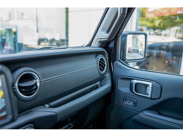 2019 Jeep Wrangler Unlimited Sahara (Stk: K602695) in Surrey - Image 52 of 54