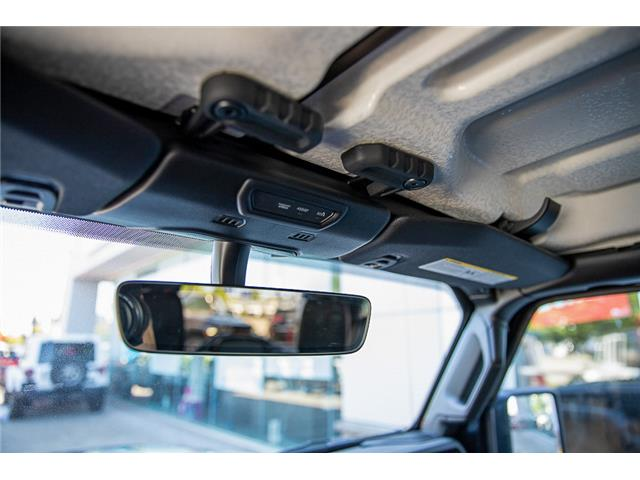 2019 Jeep Wrangler Unlimited Sahara (Stk: K602695) in Surrey - Image 54 of 54