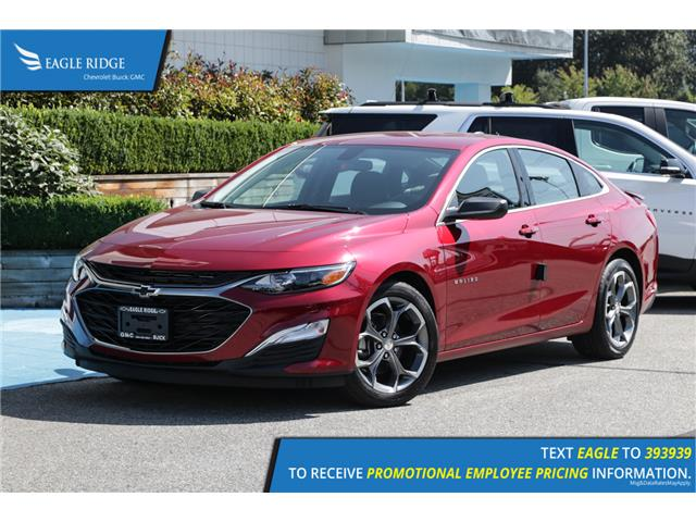 2019 Chevrolet Malibu RS (Stk: 92011A) in Coquitlam - Image 1 of 16