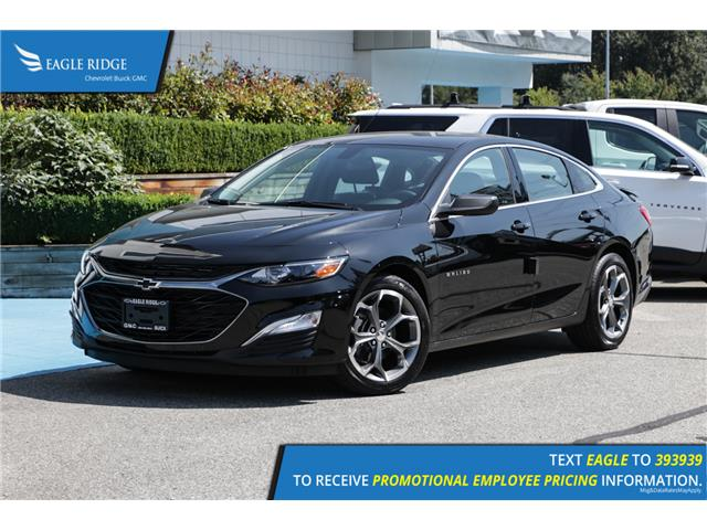 2019 Chevrolet Malibu RS (Stk: 92010A) in Coquitlam - Image 1 of 16