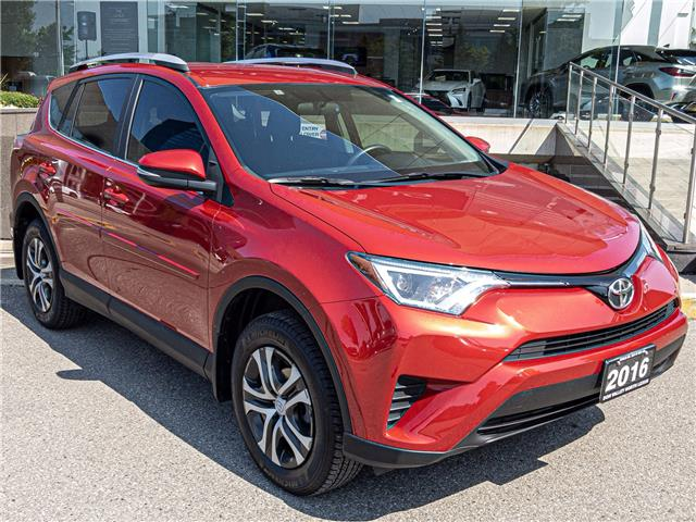 2016 Toyota RAV4 LE (Stk: 28513A) in Markham - Image 1 of 23