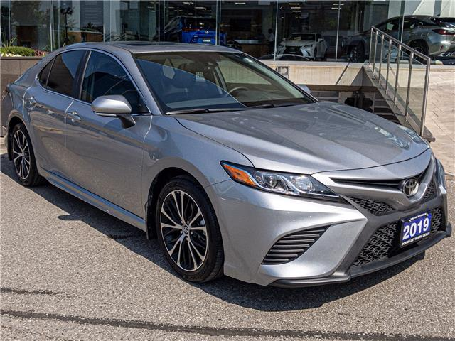 2019 Toyota Camry SE (Stk: 28577A) in Markham - Image 1 of 25