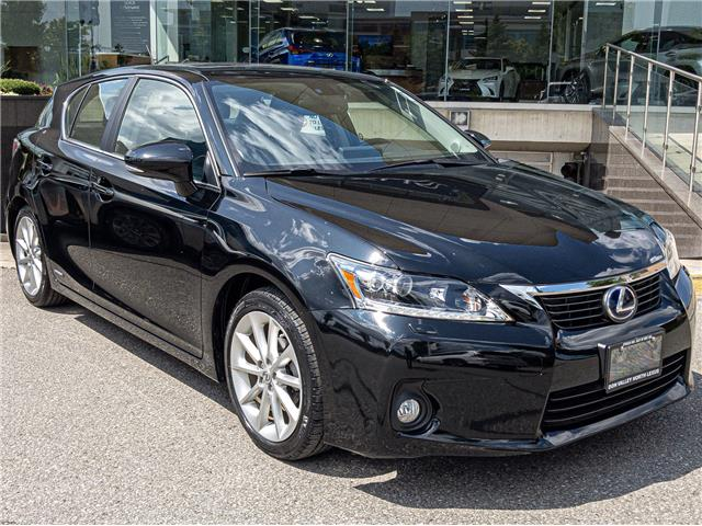 2013 Lexus CT 200h Base (Stk: 28532A) in Markham - Image 1 of 25