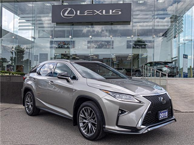 2018 Lexus RX 350 Base (Stk: 28567A) in Markham - Image 2 of 25