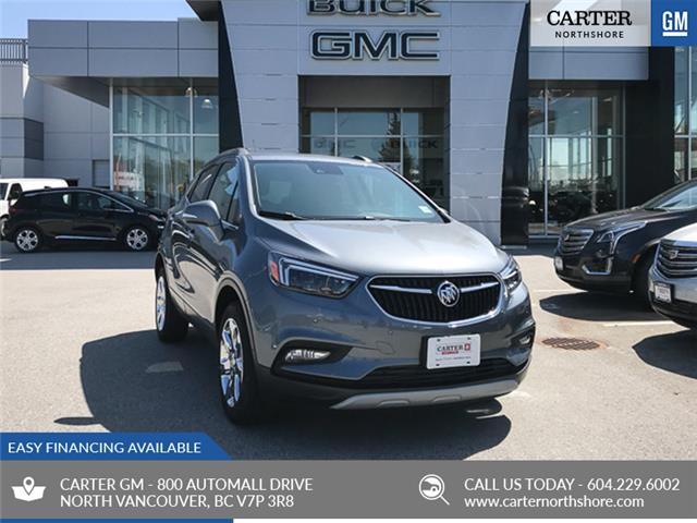 2019 Buick Encore Essence (Stk: 9K91740) in North Vancouver - Image 1 of 13