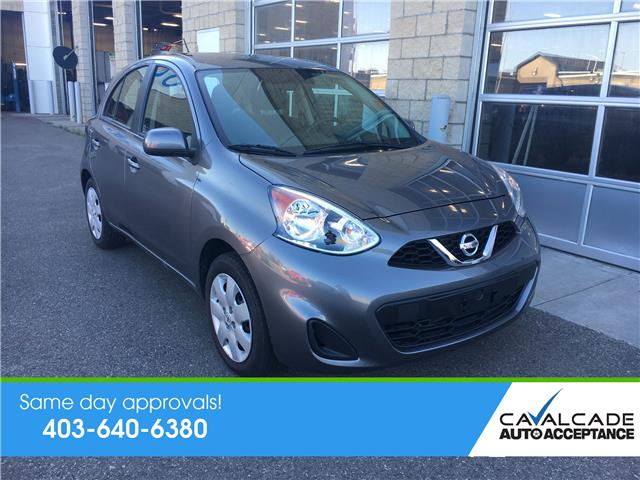 2016 Nissan Micra SV (Stk: R59722) in Calgary - Image 1 of 19