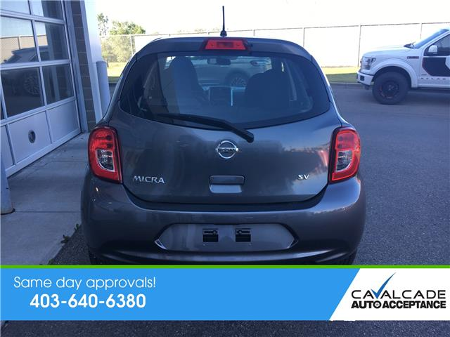 2016 Nissan Micra SV (Stk: R59722) in Calgary - Image 6 of 19
