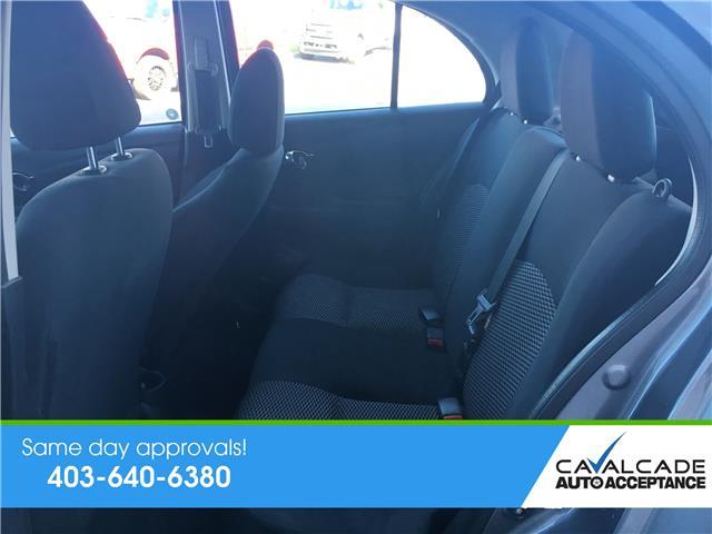 2016 Nissan Micra SV (Stk: R59722) in Calgary - Image 9 of 19