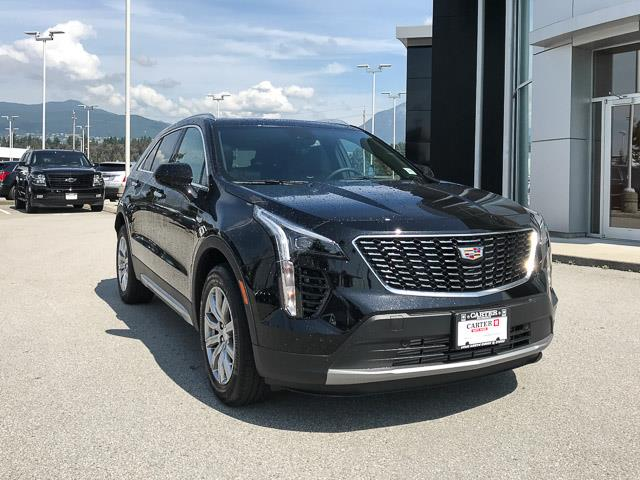 2020 Cadillac XT4 AWD Premium Luxury (Stk: D53440) in North Vancouver - Image 2 of 24