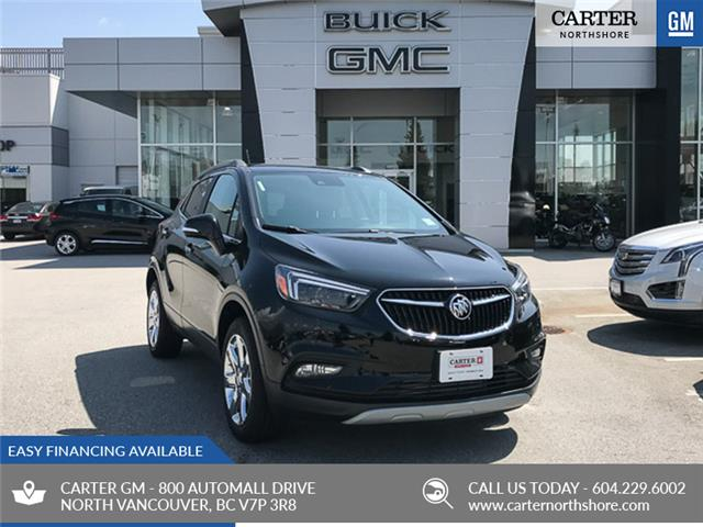 2019 Buick Encore Essence (Stk: 9K86070) in North Vancouver - Image 1 of 13