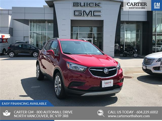2019 Buick Encore Preferred (Stk: 9K16630) in North Vancouver - Image 1 of 13