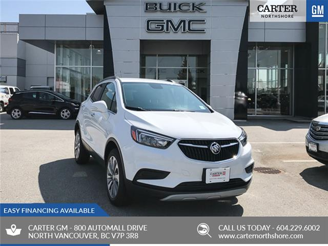 2019 Buick Encore Preferred (Stk: 9K95980) in North Vancouver - Image 1 of 13