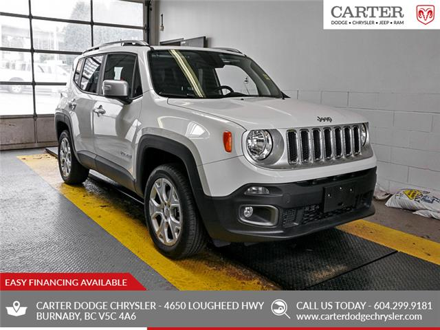 2018 Jeep Renegade Limited (Stk: X-6122-0) in Burnaby - Image 1 of 25