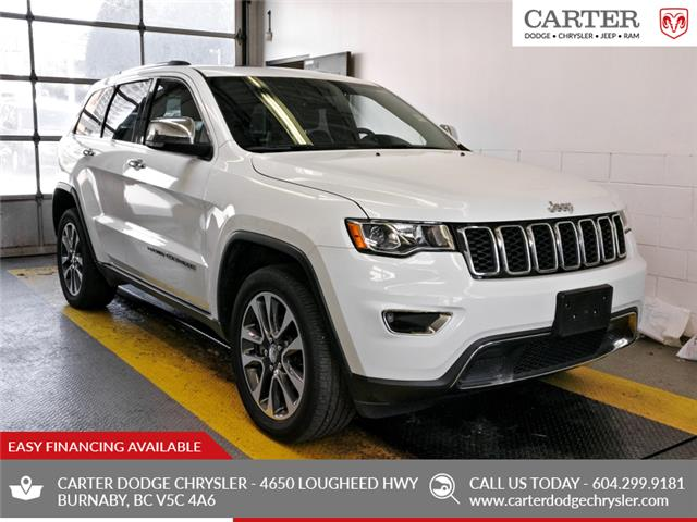 2018 Jeep Grand Cherokee Limited (Stk: X-6101-0) in Burnaby - Image 1 of 25