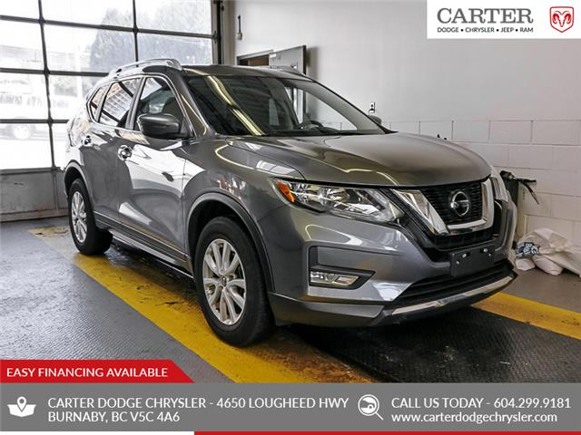 2018 Nissan Rogue SV (Stk: 9-6096-0) in Burnaby - Image 1 of 24