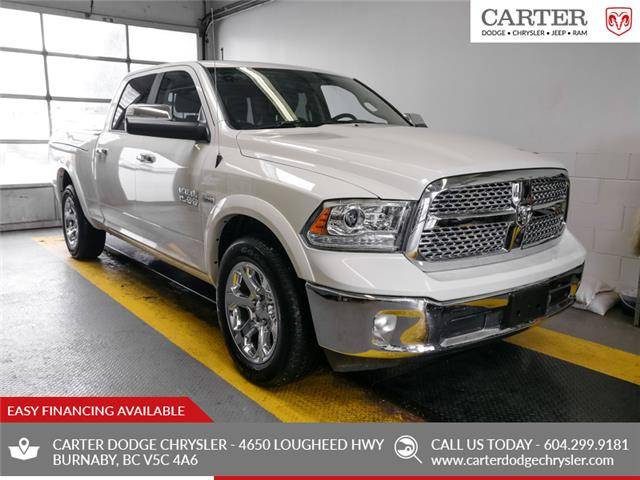 2018 RAM 1500 Laramie (Stk: X-6086-0) in Burnaby - Image 1 of 25