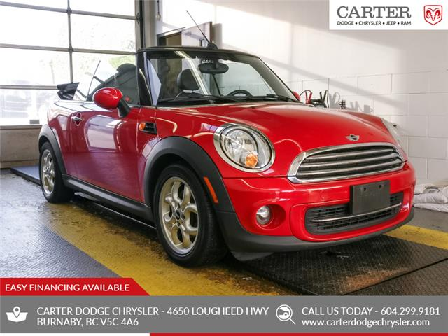 2013 MINI Convertible Cooper Power Convertible - AC - Heated Seats