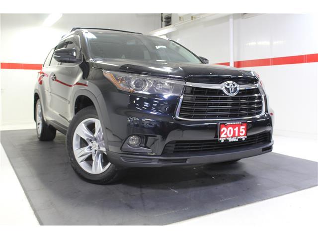 2015 Toyota Highlander Limited (Stk: 298863S) in Markham - Image 1 of 28