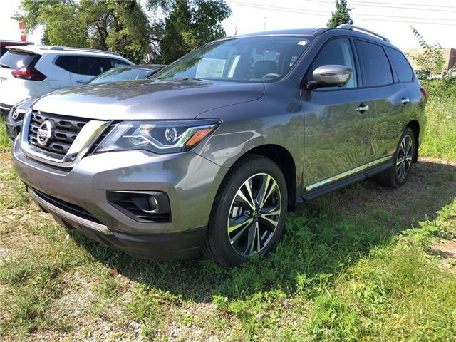2019 Nissan Pathfinder Platinum (Stk: V0578) in Cambridge - Image 1 of 5