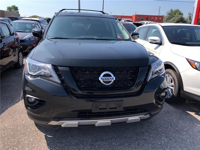 2019 Nissan Pathfinder SV Tech (Stk: V0579) in Cambridge - Image 2 of 5
