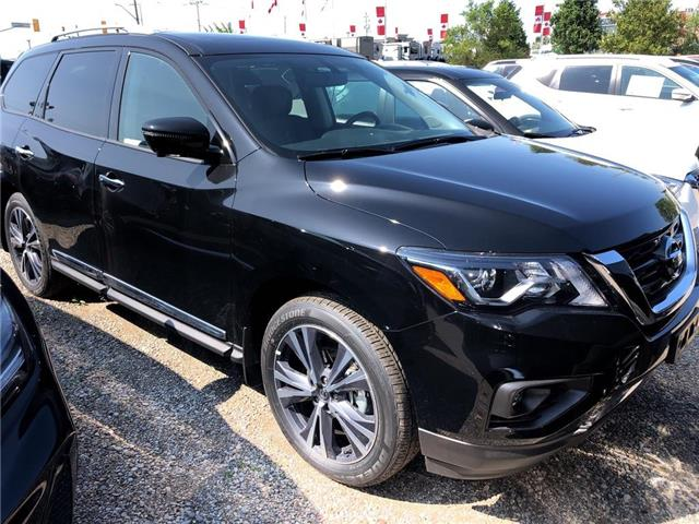 2019 Nissan Pathfinder Platinum (Stk: V0577) in Cambridge - Image 2 of 5