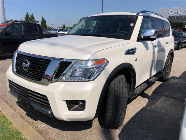 2019 Nissan Armada SL (Stk: V0586) in Cambridge - Image 1 of 5