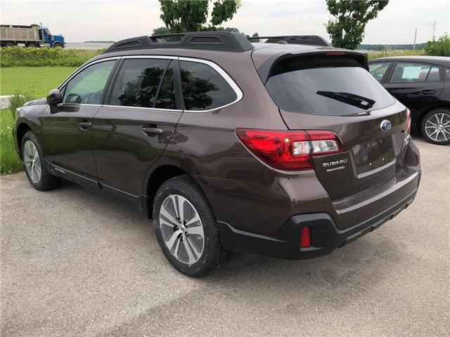 2019 Subaru Outback 3.6R Limited (Stk: 19SB627) in Innisfil - Image 5 of 5